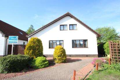 4 Bedrooms Detached House for sale in Balmoral Wynd, Stewarton, East Ayrshire