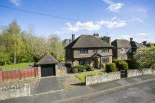 4 Bedrooms Detached House for sale in Stonewall Park Road, Langton Green, Tunbridge Wells, Kent