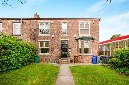 2 Bedrooms Flat for sale in Palatine Road, Manchester, Greater Manchester