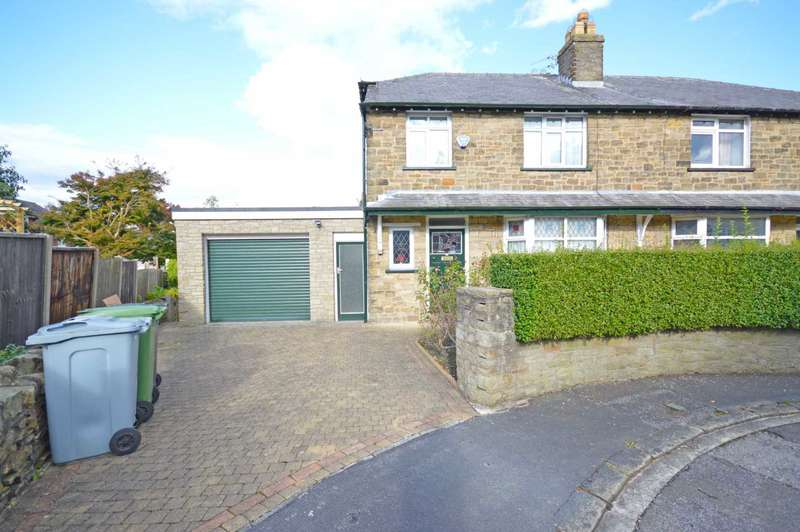3 Bedrooms Semi Detached House for sale in Oak Avenue, New Town