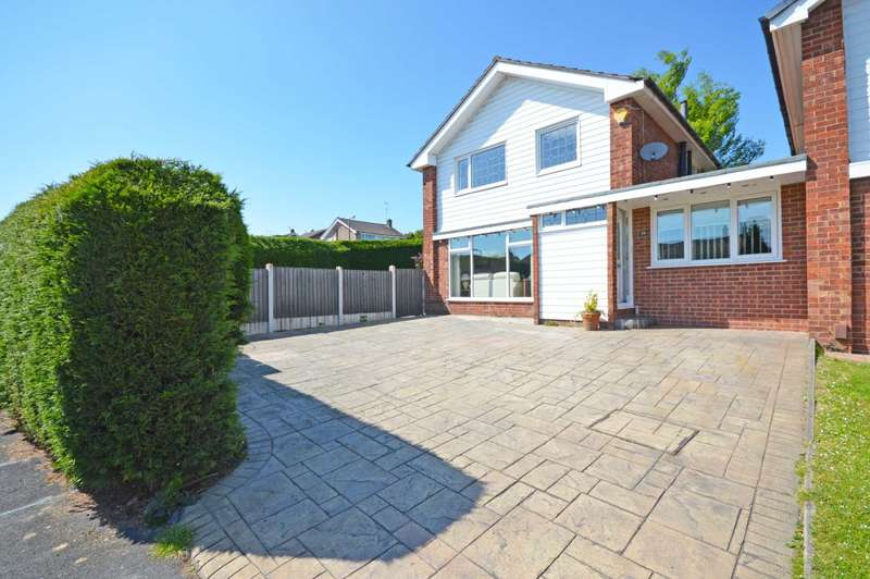 4 Bedrooms Detached House for sale in Poise Brook Road, Offerton