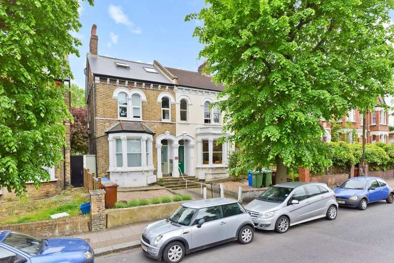 2 Bedrooms Flat for sale in Barry Road, East Dulwich SE22