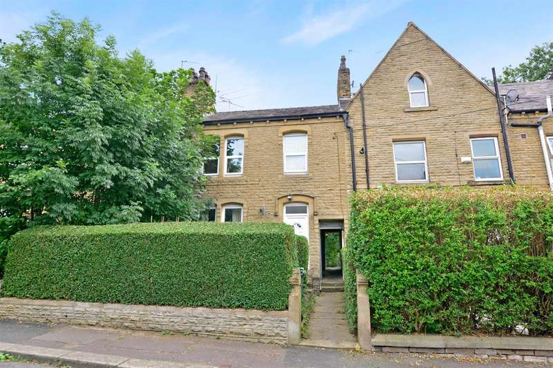 2 Bedrooms Terraced House for sale in Norman Road, Huddersfield, HD2