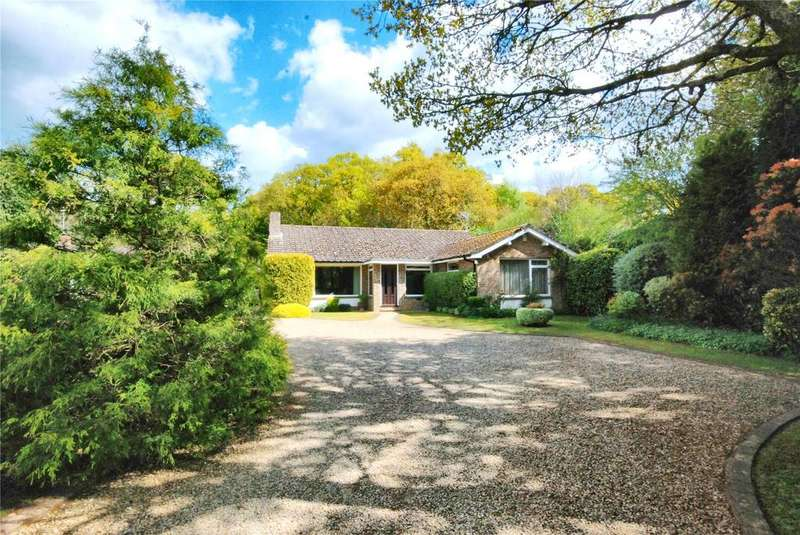 5 Bedrooms House for sale in Hale Road, Hale, Fordingbridge, Hampshire, SP6