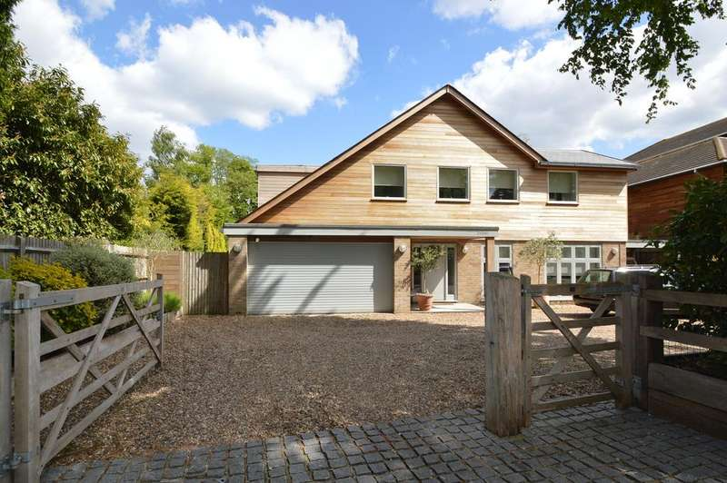 4 Bedrooms House for sale in Ashley Park Road, WALTON ON THAMES KT12