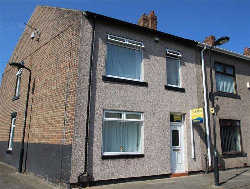 3 Bedrooms End Of Terrace House for sale in Morpeth Terrace, North Shields, NE29