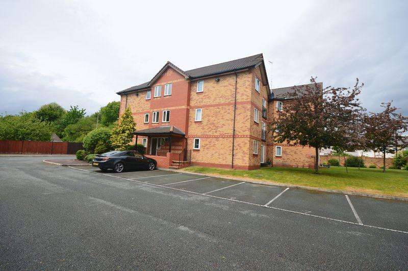 2 Bedrooms Apartment Flat for sale in Galbraith Close, Aigburth