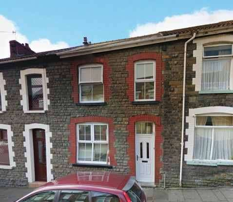 3 Bedrooms Terraced House for sale in Upton Street, Porth, Rhondda Cynon Taff, CF39 0DR