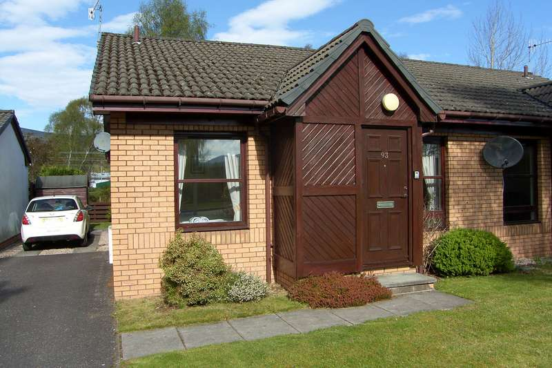 2 Bedrooms Semi Detached House for sale in Dalnabay, Aviemore, PH22 1RQ