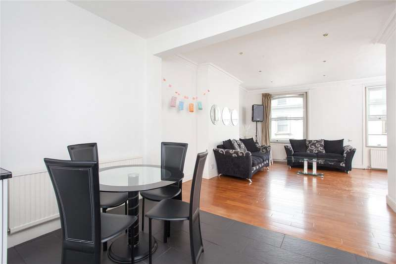 3 Bedrooms Flat for sale in Garway Road, London, W2