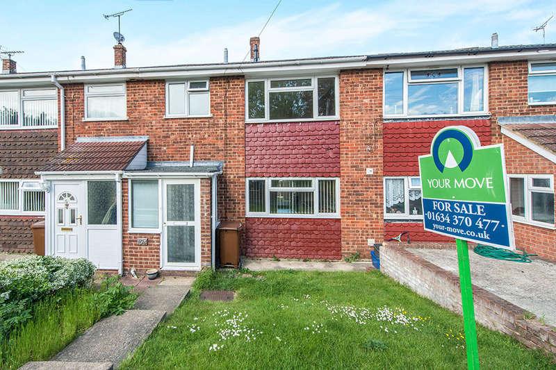 3 Bedrooms Property for sale in Langdale Close, Rainham, Gillingham, ME8