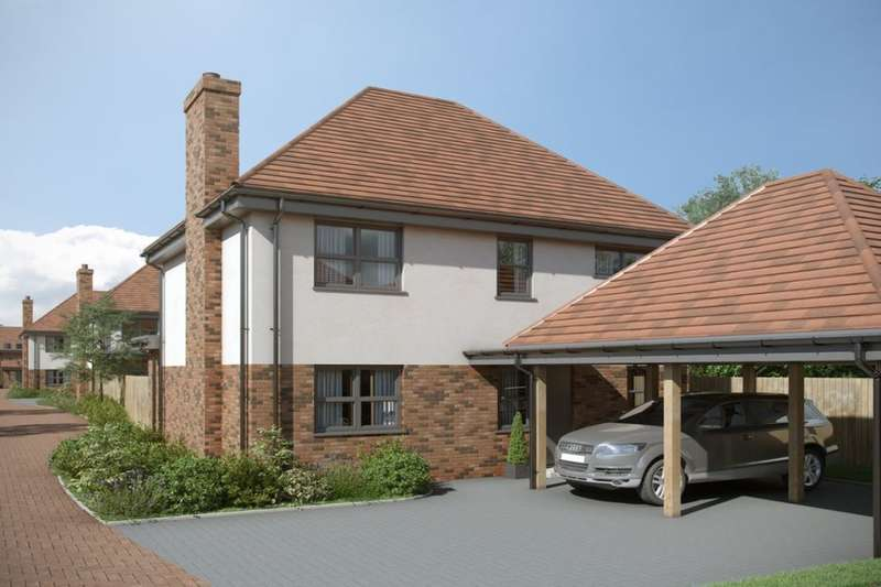 4 Bedrooms Detached House for sale in South Lane, Southbourne, Emsworth, PO10