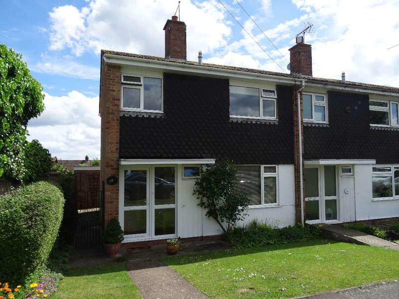 3 Bedrooms Terraced House for sale in SPINNEY HILL ROAD, OLNEY