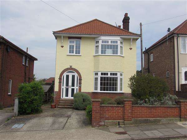 3 Bedrooms Detached House for sale in Westholme Road, Ipswich