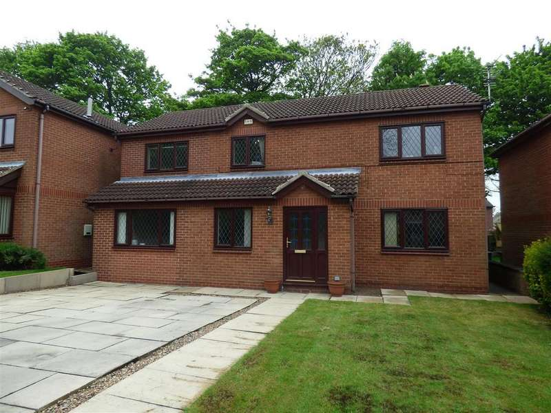 4 Bedrooms Detached House for sale in Clumber Drive, Gomersal, Cleckheaton