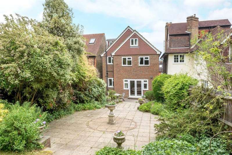 5 Bedrooms Detached House for sale in Chart Lane, Reigate, Surrey, RH2
