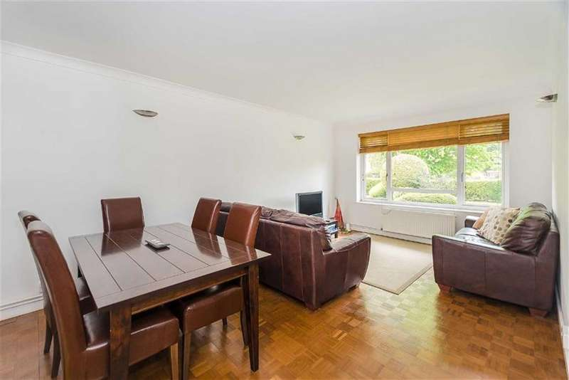 2 Bedrooms Apartment Flat for sale in Bromet Close, Watford, Hertfordshire