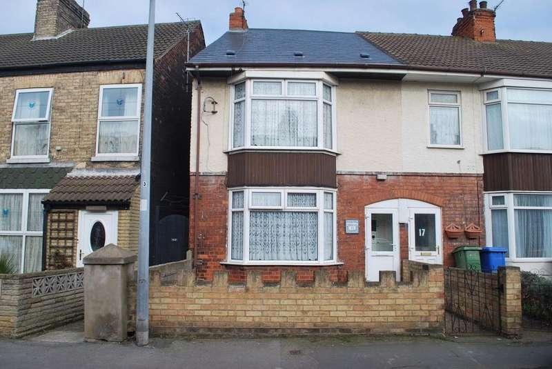 2 Bedrooms End Of Terrace House for sale in South Cliff Road, WITHERNSEA, East Riding of Yorkshire