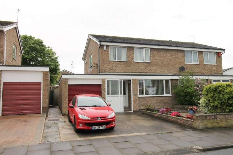 3 Bedrooms Semi Detached House for sale in Yewdale Road, Sandsfield Park, Carlisle