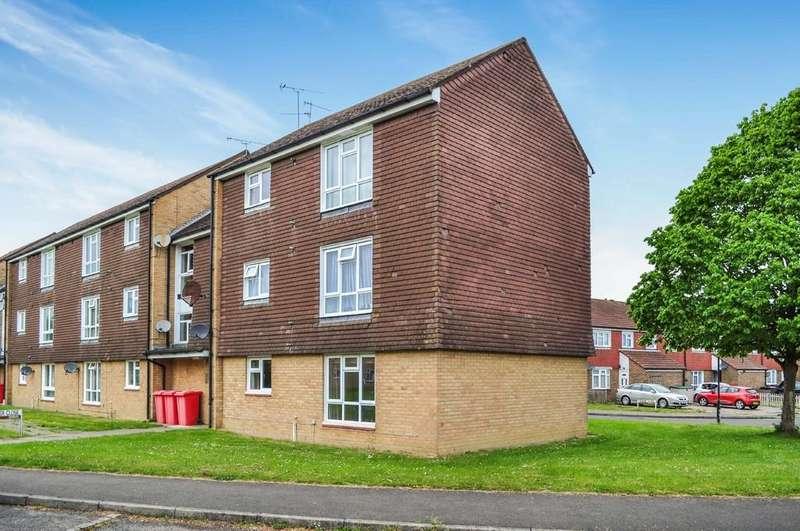 1 Bedroom Flat for sale in Comper Close, Bewbush