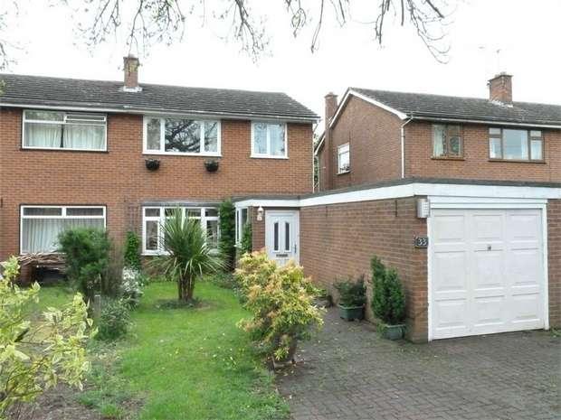 3 Bedrooms Semi Detached House for sale in Upper Bruntingthorpe