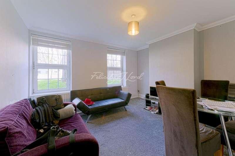 1 Bedroom Flat for sale in Bermondsey, SE1