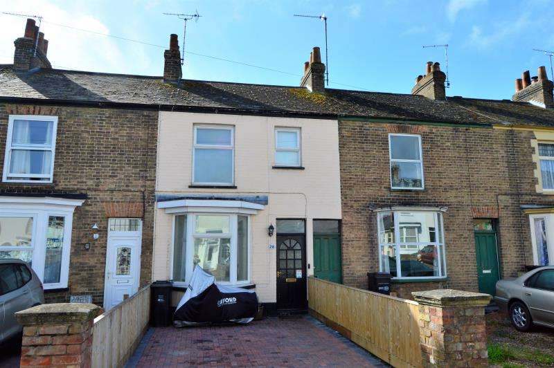 3 Bedrooms Terraced House for sale in Alma Street, Taunton, Somerset, TA1 3AJ