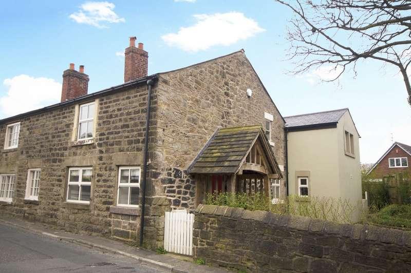 2 Bedrooms Cottage House for sale in Sandy Lane, Brindle, Chorley, Lancashire