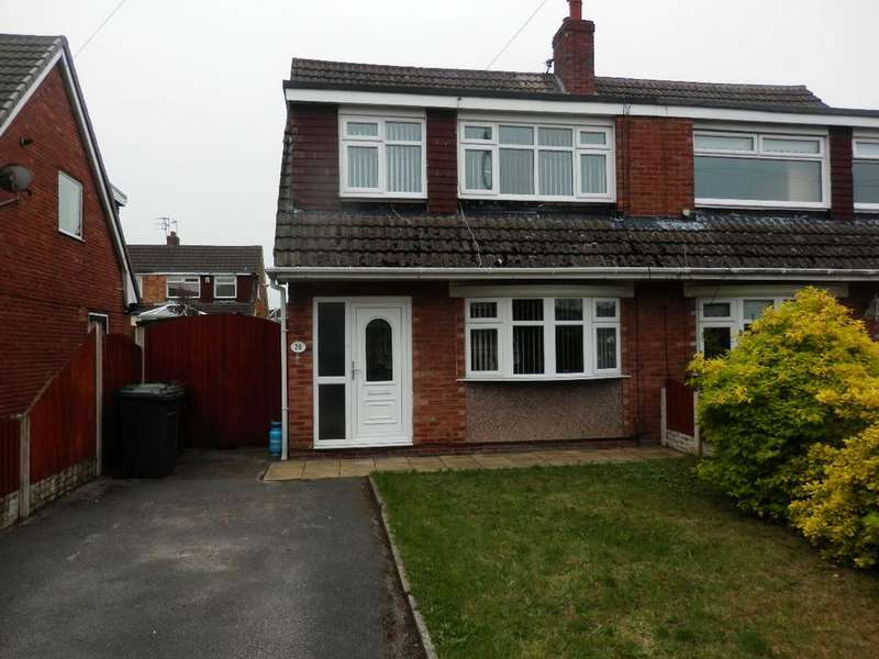 3 Bedrooms Semi Detached House for rent in Watton Beck Close