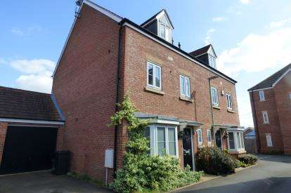 4 Bedrooms Semi Detached House for sale in Greenways, Gloucester, Gloucestershire