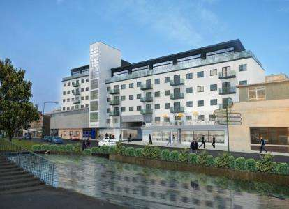2 Bedrooms Flat for sale in Swan Court, Waterhouse Street, Hemel Hempstead