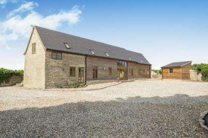 5 Bedrooms Barn Conversion Character Property for sale in Rock Lane, Westbury-on-Severn, Gloucestershire