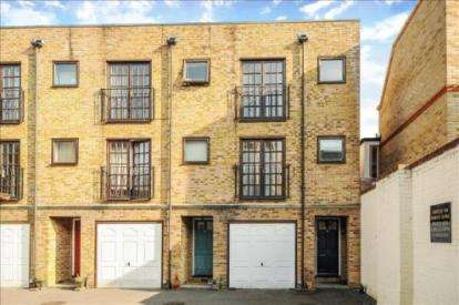 4 Bedrooms Terraced House for sale in Harford Mews, London