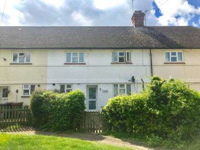 2 Bedrooms Terraced House for sale in Hillbrow, Letchworth Garden City, Hertfordshire, England