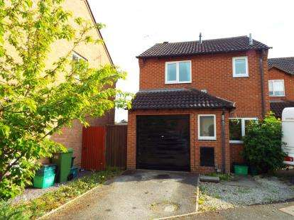 3 Bedrooms End Of Terrace House for sale in Somergate Road, Cheltenham, Gloucestershire