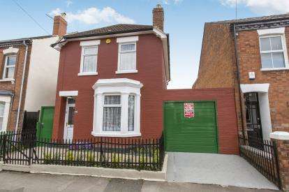 3 Bedrooms Detached House for sale in Oxford Road, Gloucester, Gloucestershire, Kingsholm