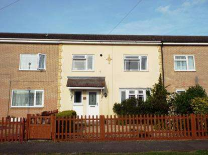 3 Bedrooms Terraced House for sale in The Whaddons, Huntingdon, Cambridgeshire