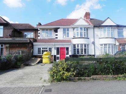 6 Bedrooms Semi Detached House for sale in Church Lane, Kingsbury, London