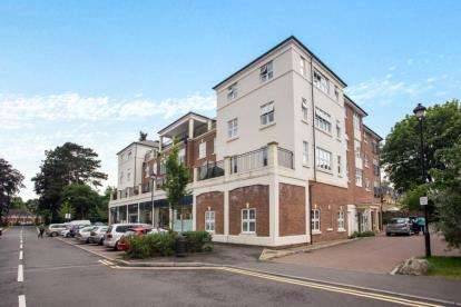 3 Bedrooms Flat for sale in Campbell Court, 1 Colnhurst Road, Watford, Hertfordshire