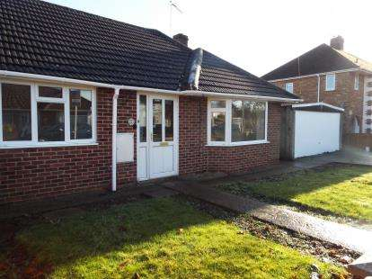 2 Bedrooms Bungalow for sale in Lenton Road, Banbury, Oxfordshire, Oxon