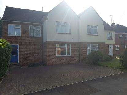 3 Bedrooms Semi Detached House for sale in The Fairway, Banbury, Oxfordshire, Oxon