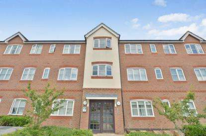 2 Bedrooms Flat for sale in Borough Bridge, Oakhill, Milton Keynes