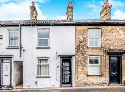3 Bedrooms Terraced House for sale in Stoke Road, Leighton Buzzard, Bedford, Bedfordshire