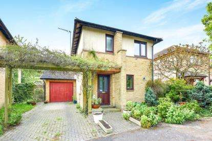3 Bedrooms Detached House for sale in Pickering Drive, Emerson Valley, Milton Keynes, Buckinghamshire