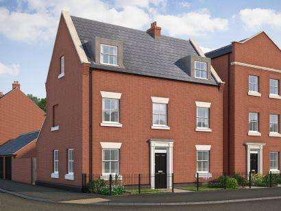 4 Bedrooms Detached House for sale in Anglia Way, Great Denham