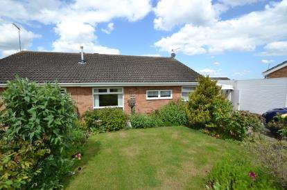 3 Bedrooms Bungalow for sale in Roche Way, Wellingborough