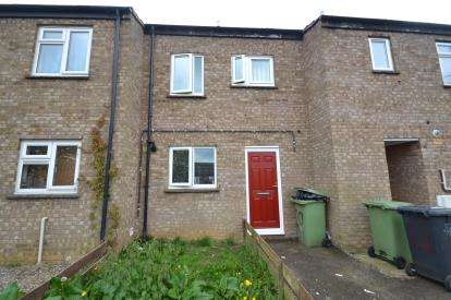 3 Bedrooms Terraced House for sale in Kestrel Lane, Wellingborough, Northamptonshire