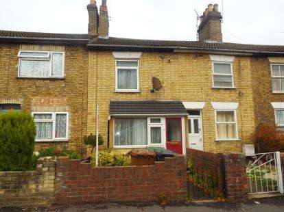 2 Bedrooms Terraced House for sale in Burghley Road, Peterborough, Cambridgeshire