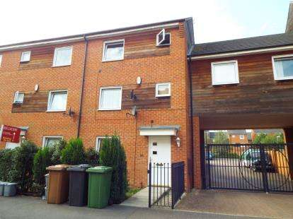 4 Bedrooms End Of Terrace House for sale in Delves Way, Hampton Centre, Peterborough, Cambridgeshire