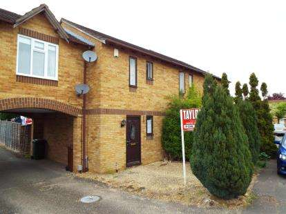 1 Bedroom Terraced House for sale in Spindleside, Bicester, Oxfordshire